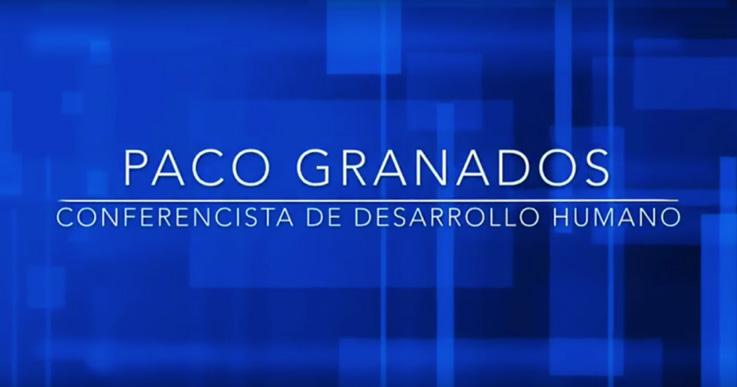 Paco Granados - Conferencia